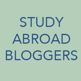 Study Abroad Bloggers button
