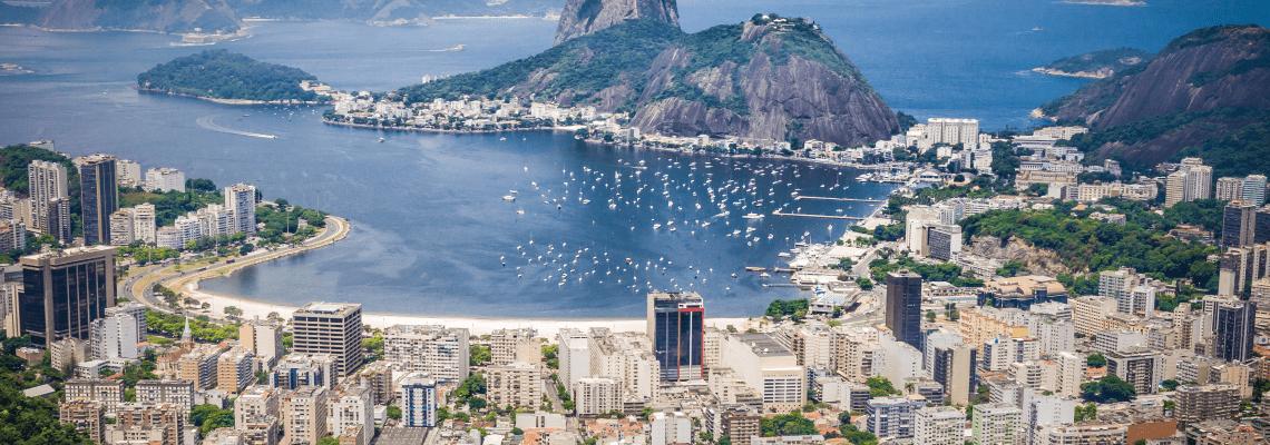 Esperanza in Rio de Janeiro, Brazil