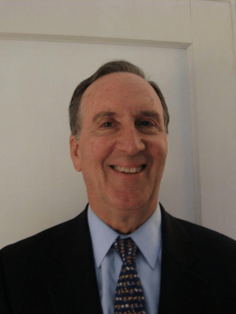 Headshot of Amherst alumnus Sherman Katz '65