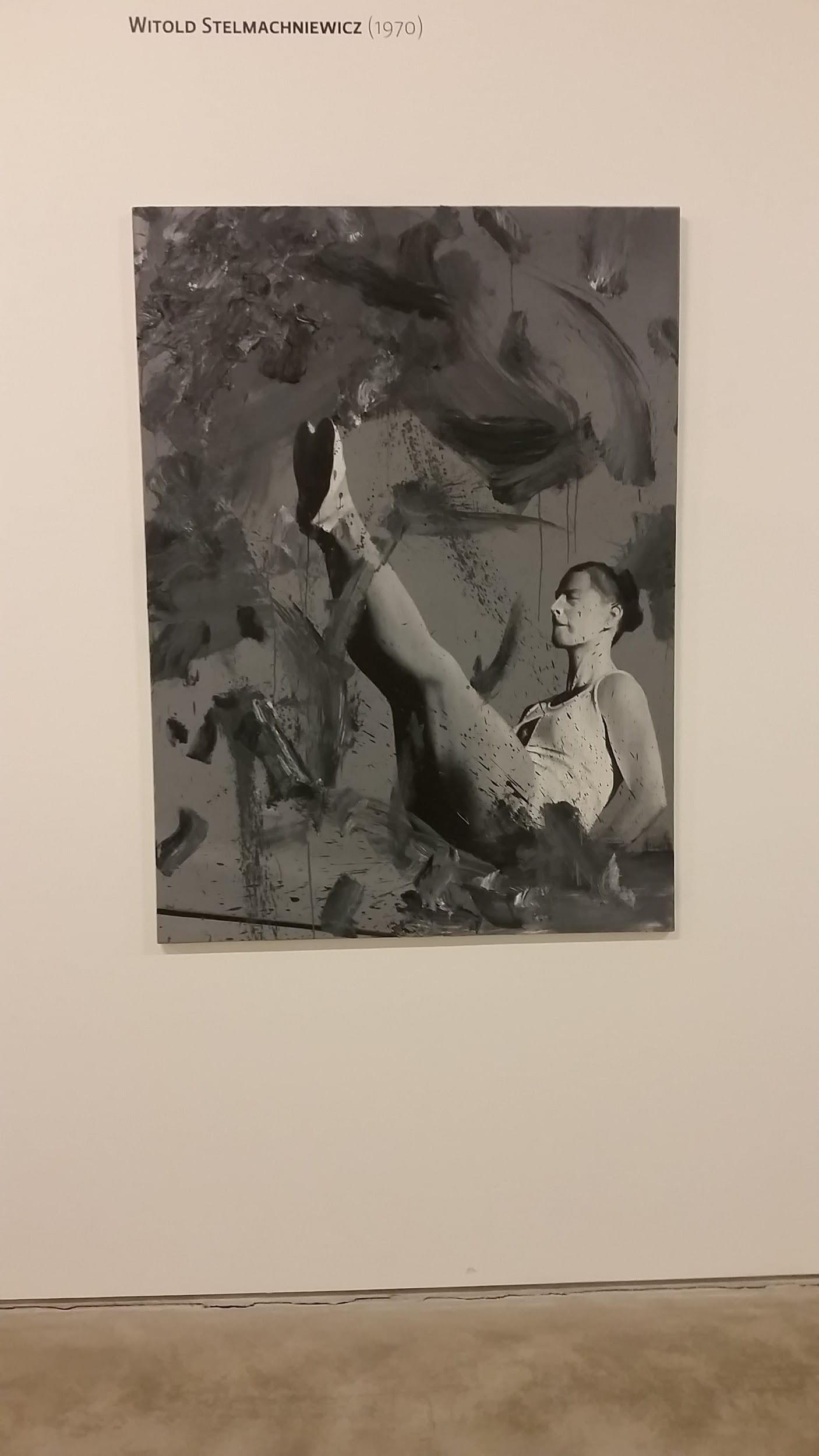 Art at Museum of Contemporary Art in Prague