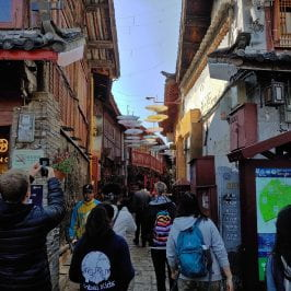 Old Towns in Yunnan