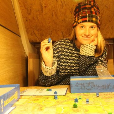Sustainability Fellow: Olivia in Svalbard, Norway