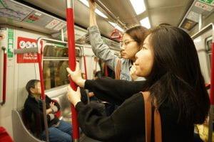 Sivian on metro