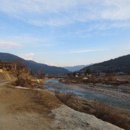 Intro: Economic and Ecological Sustainability in Bhutan