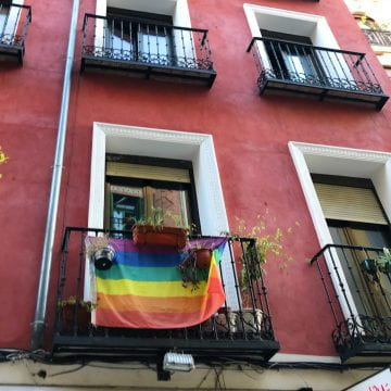 Gayborhoods of Madrid
