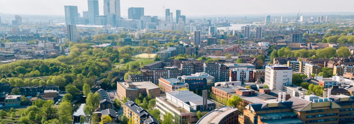 Lea in London, England