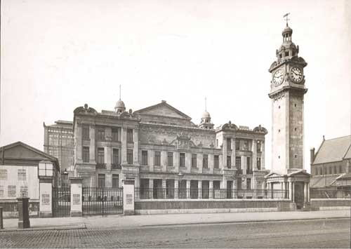The People's Palace, 1890