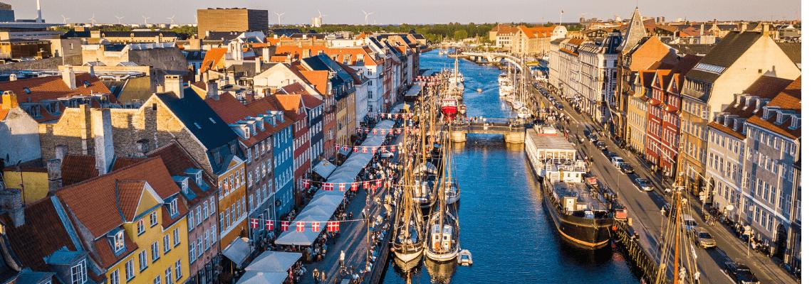 Kiera in Copenhagen