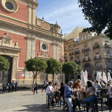 First Impressions of Seville