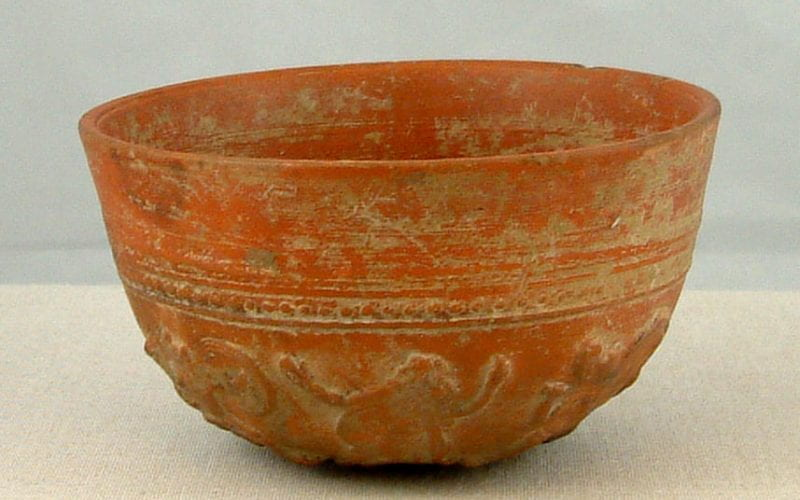 Roman drinking bowl, 1st Century BCE