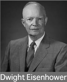Dwight Eisenhower was the first Military Governor of U.S. occupied Germany. He served from the end of the war until November 1945, when he was appointed Chief of Staff of the United States Army.