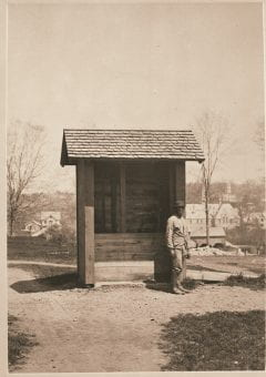 """Lovell, John L., 1825-1903, """"Amherst College well,"""" Digital Amherst, accessed July 25, 2017, http://www.digitalamherst.org/items/show/274."""