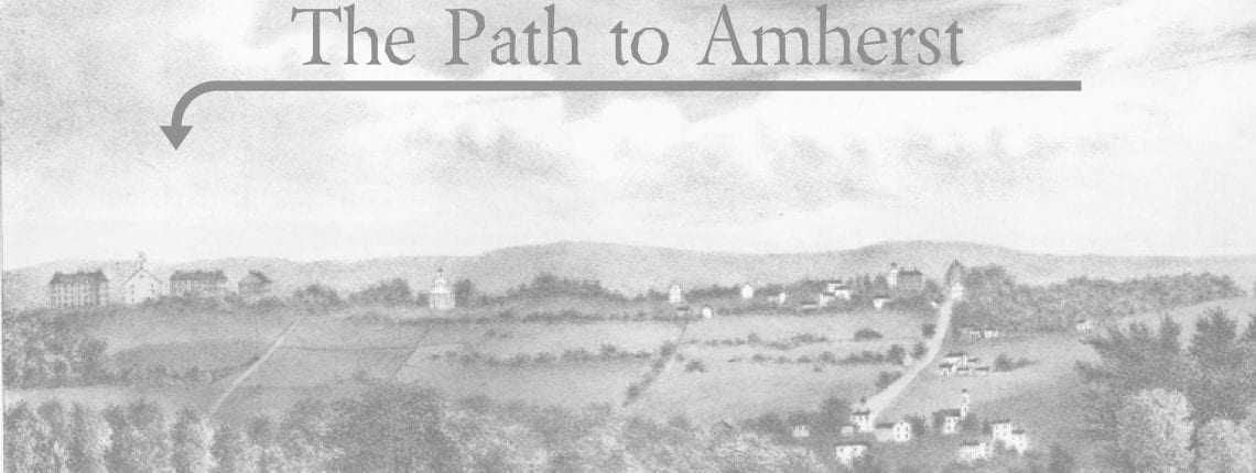 Would You Get into Amherst in 1842?