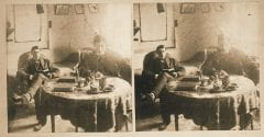 """Lovell, John L., 1825-1903, """"Room no. 12, North College dormitory at Amherst College,"""" Digital Amherst, accessed June 16, 2017, http://www.digitalamherst.org/items/show/572."""