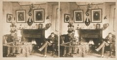 """Lovell, John L., 1825-1903, """"Room no. 12, North College dormitory at Amherst College,"""" Digital Amherst, accessed June 16, 2017, http://www.digitalamherst.org/items/show/571."""