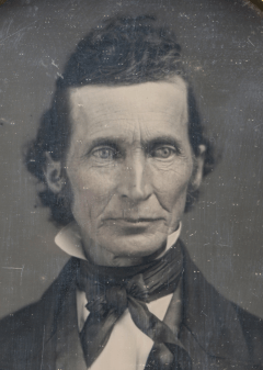 The Archives & Special Collections at Amherst College. Portrait of Ebenezer Snell, n.d.