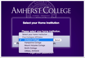 home campus log in