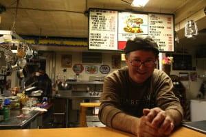 Ismael Santiago at his restaurant, Santiago Family Restaurant in Westfield.