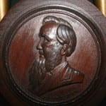 Jacob Estey bust