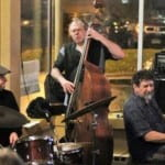 Green Street Trio plays at the Clarion