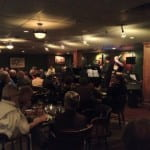 Jazz performance at The Clarion