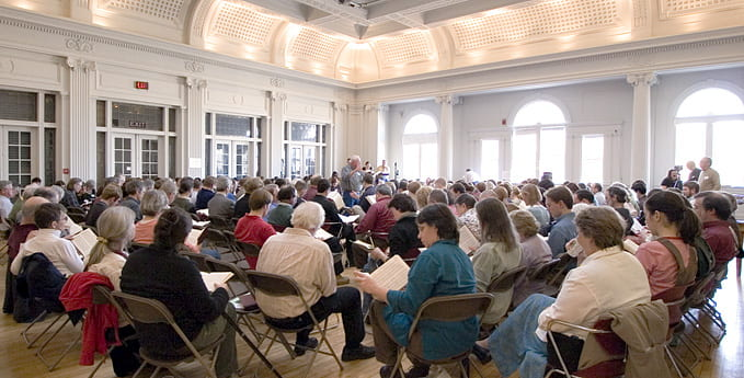 Sacred Harp Convention