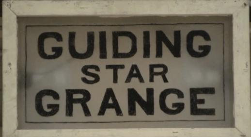 Guiding Star Grange sign