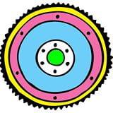 Flywheel Arts Logo