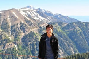 Justin Aoyama at Grand Teton National Park