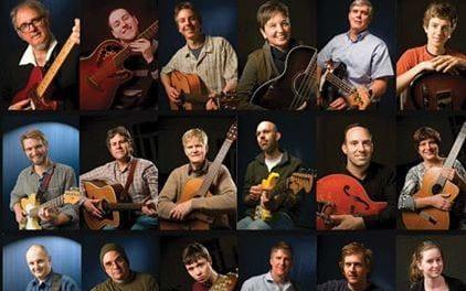 guitar orchestra members