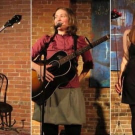 Girls Like Us: Women Musicians in the Pioneer Valley (2014)