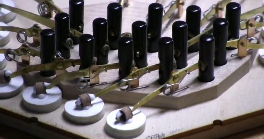 concertina parts
