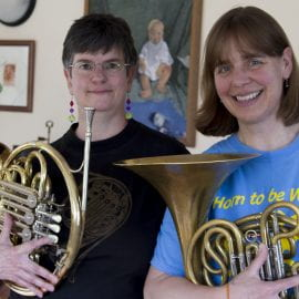 Calling All Horns: French Horn Playing in the Pioneer Valley (2017)