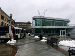 Olver Transit Pavilion
