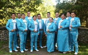 "Group photo of ""Mariachi Mexico Antiguo"""