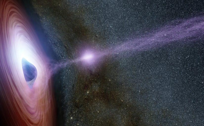 I Spy a Black Hole