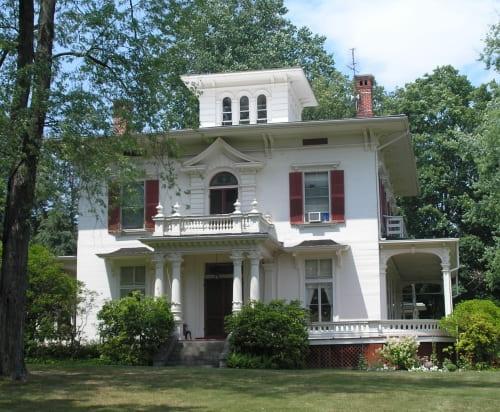 The Leonard M. Hills House