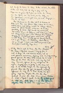 Katrin Gibney diary, 4/25/1944