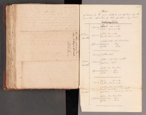 1830 freshman class schedule