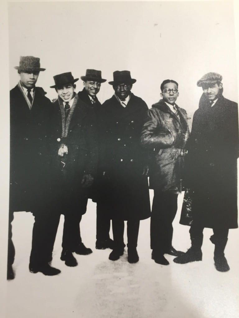 Dunbar Boys 1923