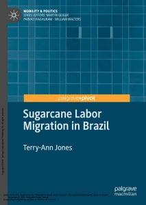 Book cover of Sugarcane Labor Migration in Brazil
