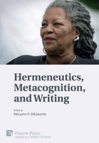 Cover of Hermeneutics, Metacognition and Writing