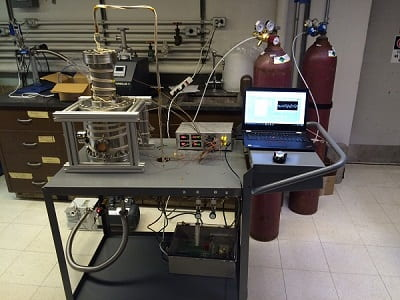 Thermal ALD: Custom Thermal Atomic Layer Deposition System