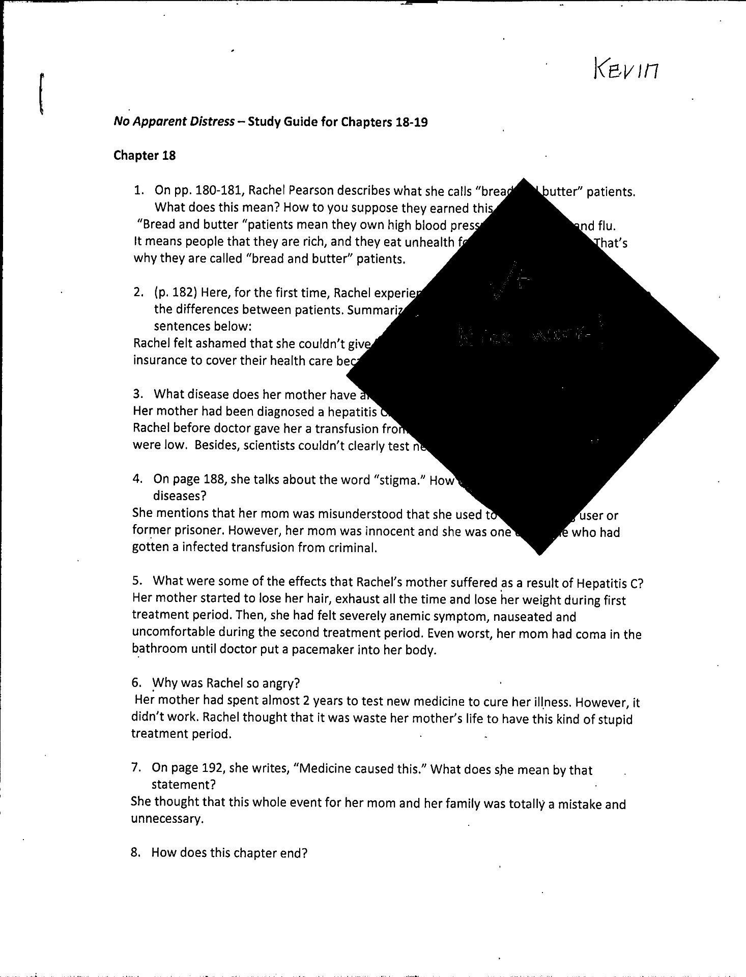 Study Guide | Kuo Kuang's Portfolio