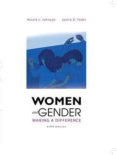 Dr. Johnson's Book on Women and Gender is Out! Check it out!