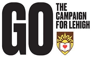 GO: The Campaign for Lehigh logo