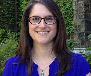 Dr. Amanda Brandone receives promotion at Lehigh