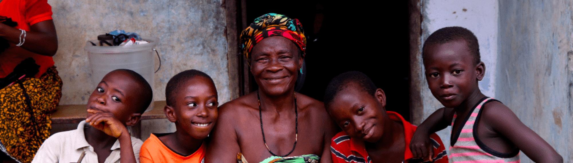 Mothers of Sierra Leone: