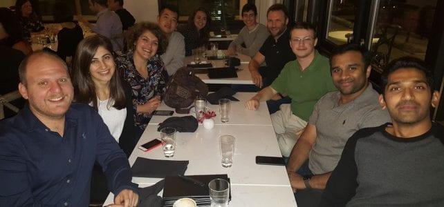 APS dinner 2018