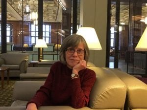 Photograph of Libraries director Christine Roysdon